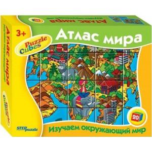 КУБИКИ 20 ШТ 12852
